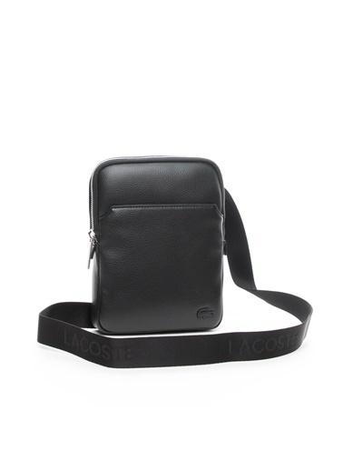 Lacoste Messenger / Askılı Çanta Siyah